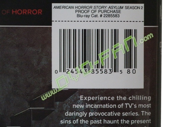 American Horror Story  Season 2  [Blu-ray]