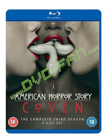 American Horror Story  Season 3  [Blu-ray]