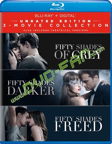 Fifty Shades 3-Movie Collection