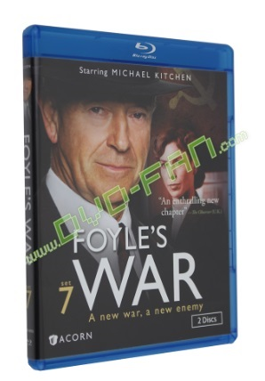 foyles war 7 [Blu-ray]