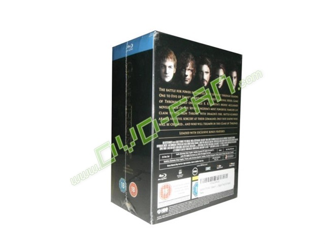 Game of Thrones Complete Seasons 1-5