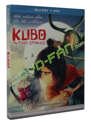 Kubo and the Two Strings(Blu-ray   DVD )