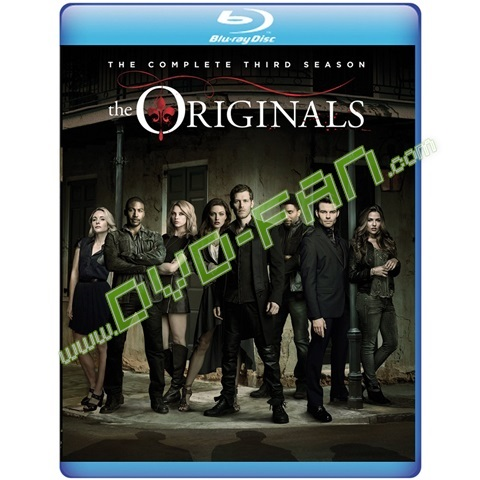 Originals season 3 [Blue Ray]