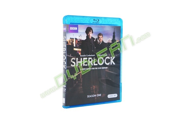 Sherlock Season 1 [Blu-ray]