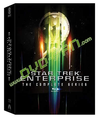 Star Trek: Enterprise The Complete Series