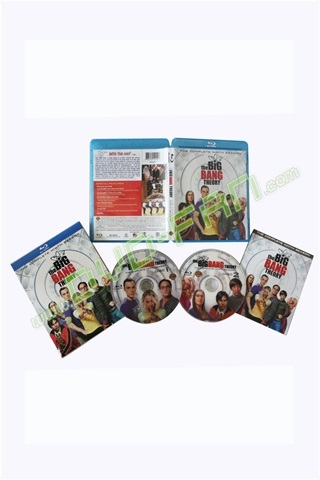 The Big Bang Theory Season the complete season 9 [blu ray]