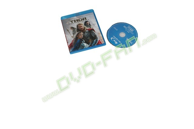 Thor The Dark World [Blu-ray]