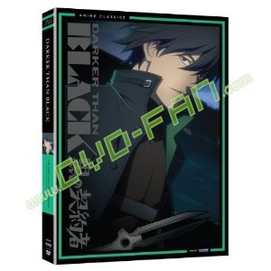 Darker Than Black The Complete First Season dvd wholesale