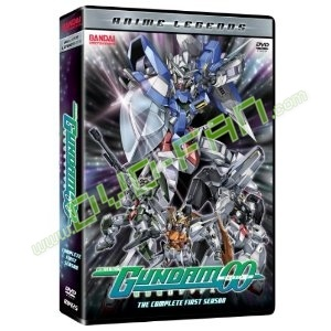 Mobile Suit Gundam 00 The Complete First Season