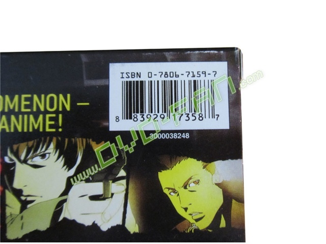 Supernatural The Anime Series dvd wholesale
