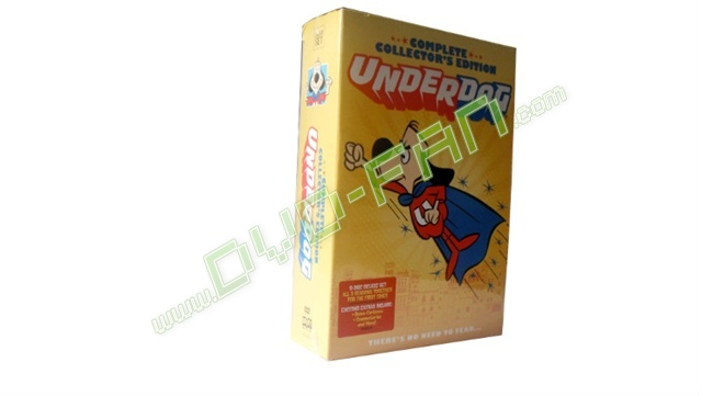 Underdog The Complete Series