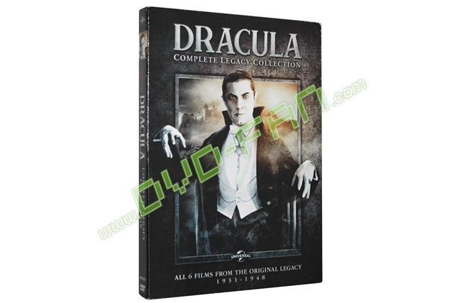 Stock photo Dracula: Complete Legacy Collection