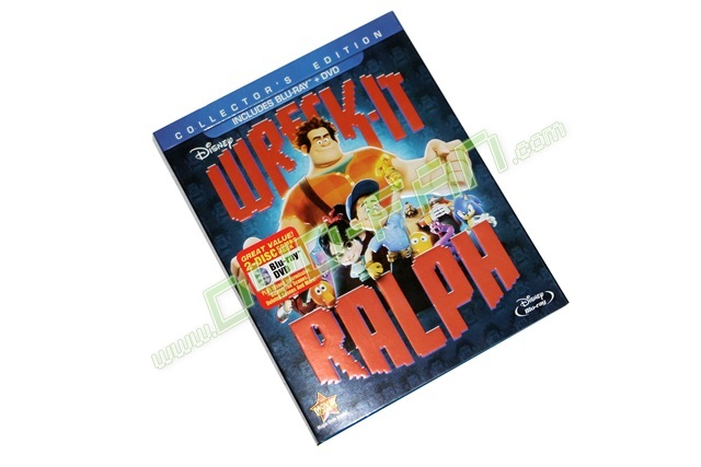 Wreck It Ralph  [Blu-ray]