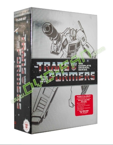 Transformers The Complete Series