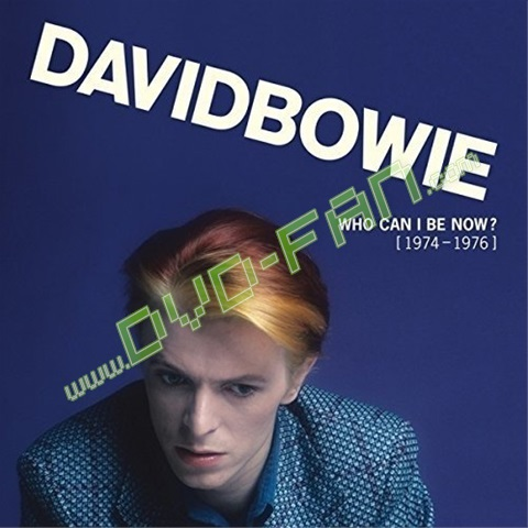 David Bowie: Who Can I Be Now