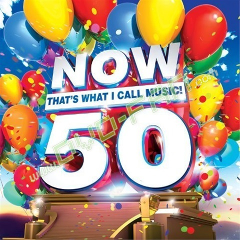 NOW That's What I Call Music 50