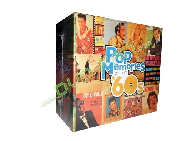Pop Memories Of The '60s cd wholesale