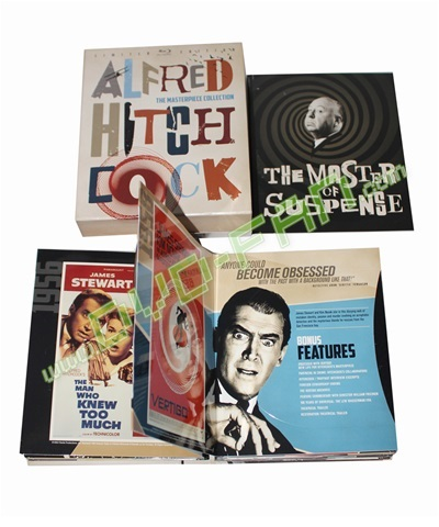 Alfred Hitchcock:The Masterpiece Collection