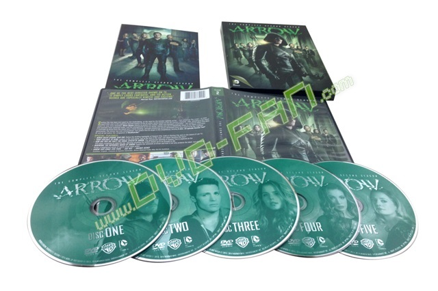 Arrow Season 2 tv shows wholesale