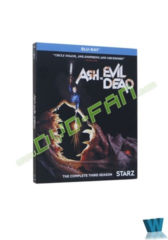 Ash Vs. Evil Dead: Season 3 Digital
