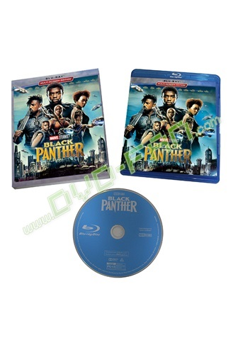 Black Panther dvds