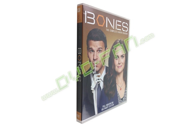 Bones Season 9 dvd wholesale