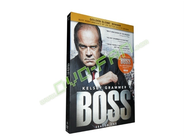 Boss Season 1 dvd wholesale
