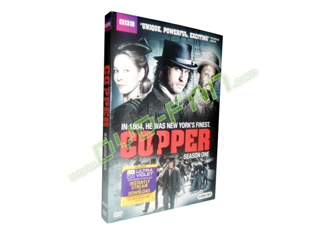 Copper Season One wholesale tv shows