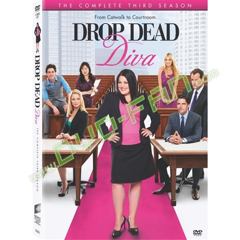 Drop dead diva the complete third season - Drop dead diva season 1 ...