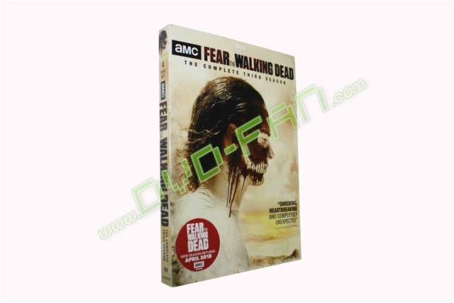 Fear The Walking Dead: Season 3 dvds