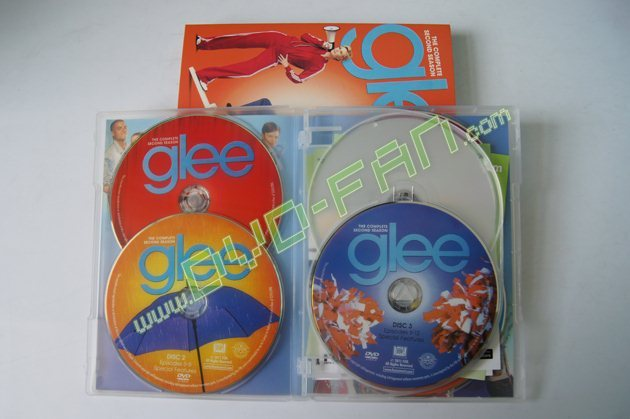 Glee The Complete Second Season