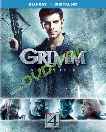 Grimm Season 4 [Blu-ray]