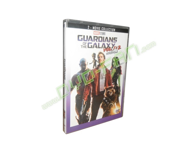Guardians of the Galaxy Vol.1-2 2DVD