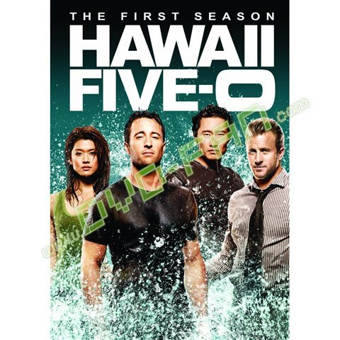 Hawaii Five-0 The First Season