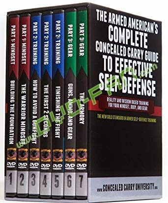 he Armed American's Complete Concealed Carry Guide to Effective Self-Defense