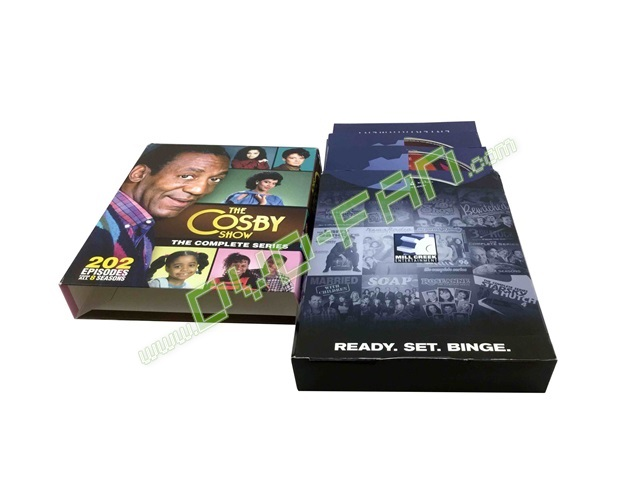 The Cosby Show The Complete Series