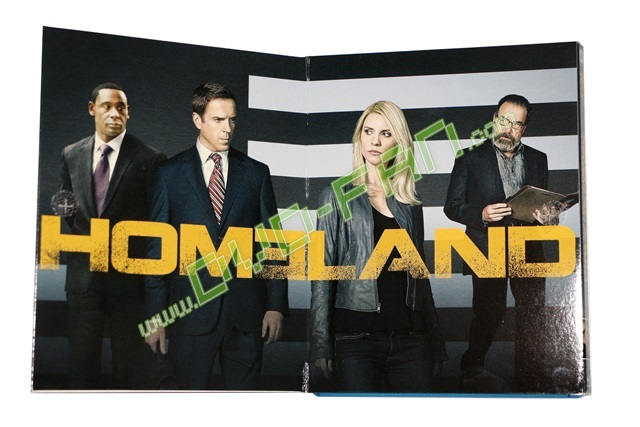 Homeland Season 2 [Blu-ray]