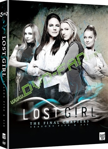 Lost Girl Seasons 5-6