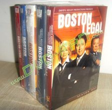 New Boston Legal  Seasons 1-5