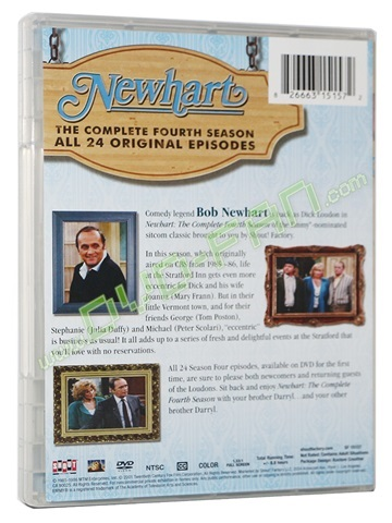Newhart The forth Season