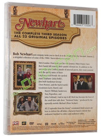 Newhart The third Season