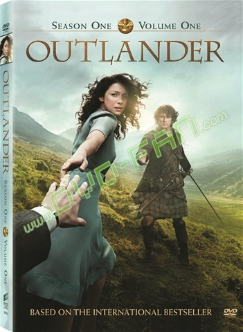 Outlander Season 1 Volume One
