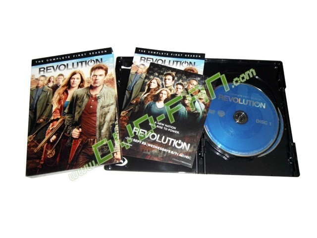 Revolution The Complete First Season wholesale