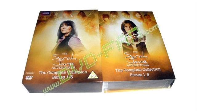 saral jane adventures the complete collection series 1-5