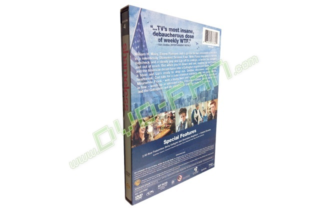 Shameless Season 4 dvds wholesale china