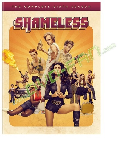 Shameless The Complete Season 6