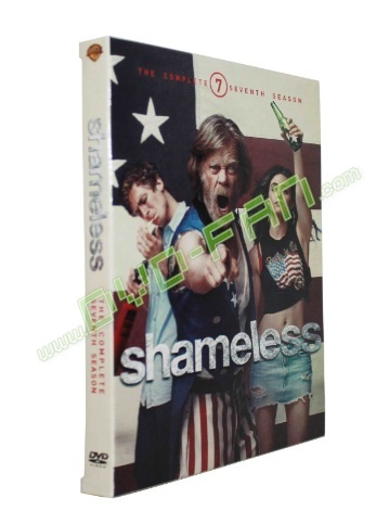 Shameless The Complete Seventh Season 7