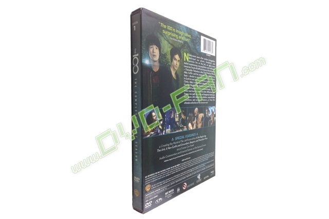 The 100 Season 1 dvds wholesale China