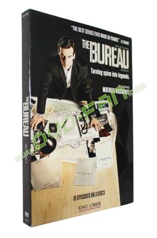 The bureau season 1 for Bureau tv show