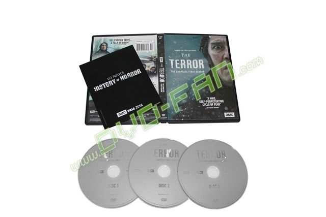 The Terror: Season 1 dvds